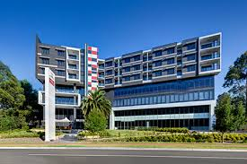 exterior look of Adina Apartment Hotel Norwest Sydney