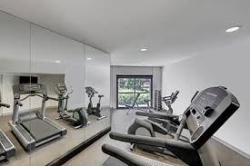 Hotel Gym at Adina Apartment Hotel Norwest Sydney